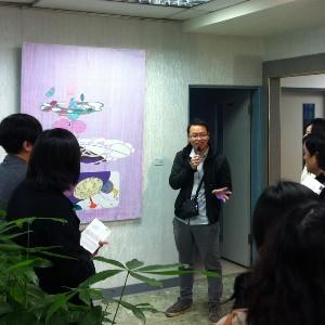 國藝會「藝集棒」推「企業藝廊」計劃-研華、HTC率先響應示範 讓員工「就地幻想」