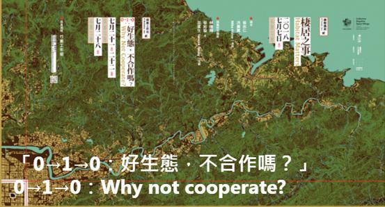 0→1→0:好生態,不合作嗎?