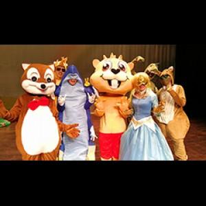 皮皮兒童劇團-小松鼠拉拉