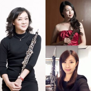 愛樂雙簧管三重奏 台北愛樂室內樂坊 第四十八期【梅哲100室內樂計劃-向大師致敬經典室內樂系列】