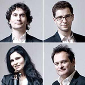貝爾琪亞四重奏首度來台 貝多芬之夜 Belcea Quartet with Beethoven