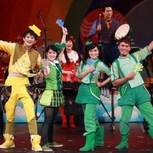 【這不是藝評‧是心得分享】2013朱宗慶打擊樂團兒童音樂會《豆莢寶寶彩虹夢境》滿足大小朋友對各種神奇打擊樂聲的想像