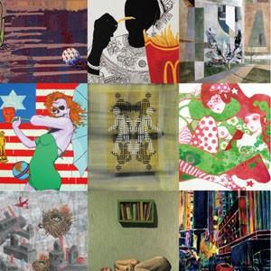 亞洲最大藝術賽事 50國藝術家激烈角逐 「2013國際藝術家評選賽」 入圍名單公布