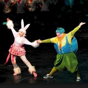 【這不是藝評‧是心得分享】愛樂劇工廠—兒童歌舞劇《新龜兔賽跑》探討台灣社會親子教育與同儕競爭議題