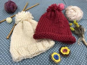 手織圍巾暖暖冬