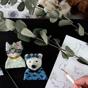 【花草季】獻給毛孩的一座小森林