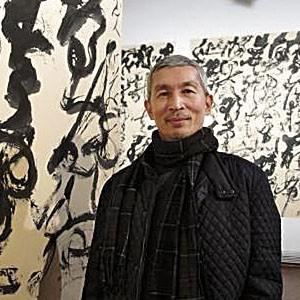 【典藏今藝術256期 2014年1月號】當代書法家卜茲逝世