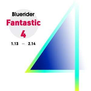 《Fantastic 4》Bluerider ART四周年特展