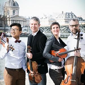 迪歐提瑪四重奏–巴爾托克的異想世界 Quatuor Diotima plays Bartók