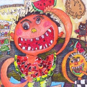 與世界對畫─中華民國第四十三屆世界兒童畫展