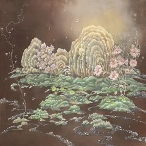 浮流 凝想-簡詩如個展     Floating Flow  Meditation - Chien Shih Ju Solo Exhibition