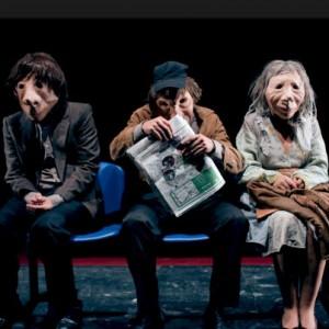 【這不是藝評‧是心得分享】西班牙庫倫卡劇團《安德魯與多莉妮》超越言語的無聲真愛
