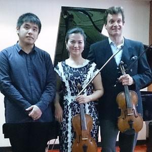【每日藝聞】《周榮政雙中提琴與鋼琴音樂會》罕見曲目  弗拉尼茨基雙中提琴協奏曲亞洲首演