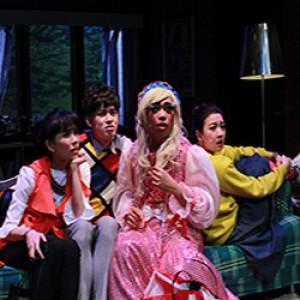 OPEN戲癮子週末劇院─《紐約台客》 2018彰化劇場藝術節NEXT OPEN SHOW