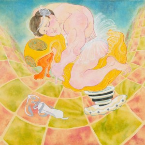 耽溺的自戀情懷—蕭詠華個展 Indulgence in Narcissistic Feelings –The Solo Exhibition of Hsiao, Yung-Hua