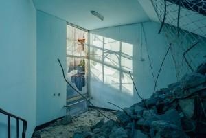 莊牧恩個展「日常的崩落」