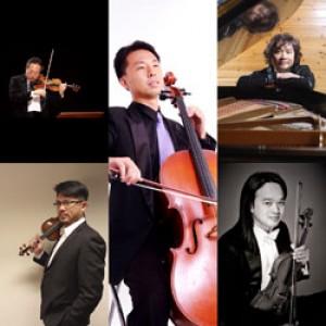 就是愛樂弦樂四重奏&葉孟儒 台北愛樂室內樂坊 第四十八期【梅哲100室內樂計劃-向大師致敬經典室內樂系列】