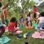 2018樹火兒童自然藝術夏令營-【打開窗,讓風吹進來】