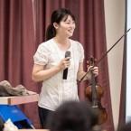 2019巴洛克小提琴工作坊-巴洛克小提琴示範講座-羊腸弦的肺腑之音