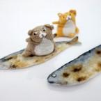 【動物專題】針氈 / 胖貓們的快瘦瑜珈課