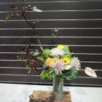 (花藝展)科博館植物園中秋花藝展至9月30日