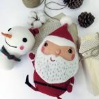 【撲滿專題】晚上班.聖誕老人的禮物時間