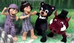 童話探險故事-熊的傳說